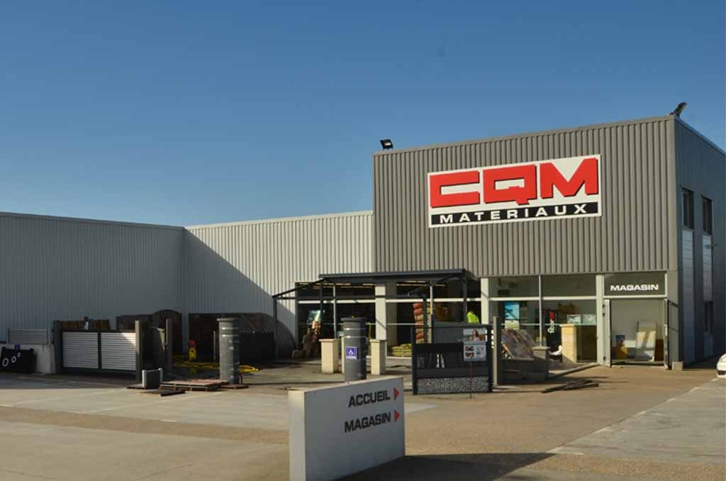 Magasin CQM
